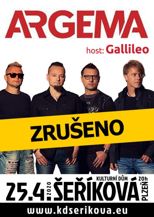 25. 04. 2020 / Argema, host: Gallileo