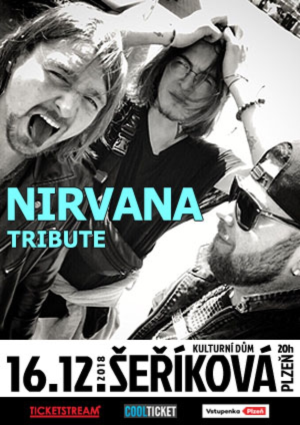 16. 12. 2018 / Kurt Cobain NIRVANA Tribute (UA)